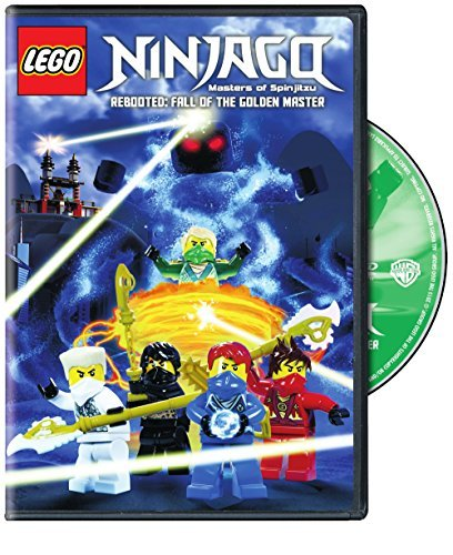 Lego Ninjago Rebooted Season 3 Part 2 DVD