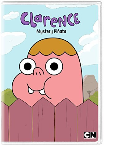 Clarence Mystery Piñata DVD