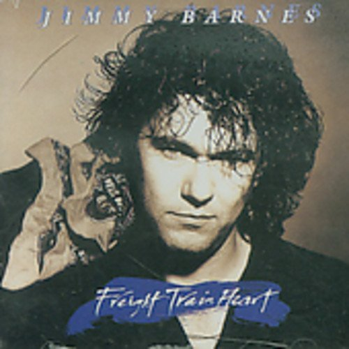 Jimmy Barnes Freight Train Heart Import Aus