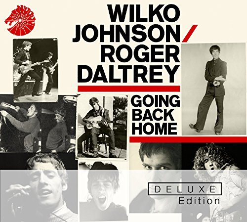 Wilko Johnson & Roger Daltry Going Back Home 2 CD