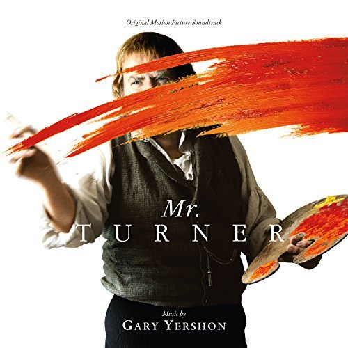 Mr. Turner Soundtrack