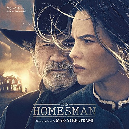 The Homesman Soundtrack Marco Beltrami