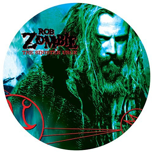 Rob Zombie Sinister Urge Explicit Lp