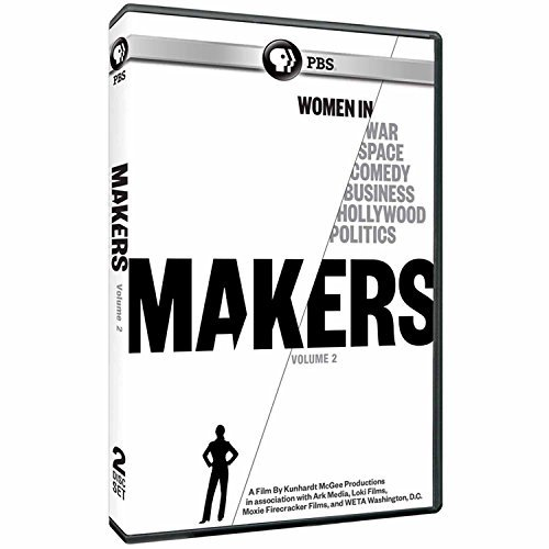 Makers Women Who Make America Volume 2 Pbs DVD