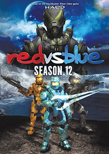 Red Vs. Blue Season 12 DVD Season 12
