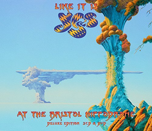 Yes Like It Is Yes At The Bristol Hippodrome CD DVD
