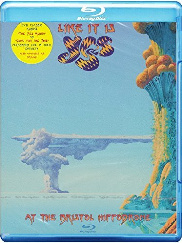 Yes Like It Is Yes At The Bristol Hippodrome Blu Ray