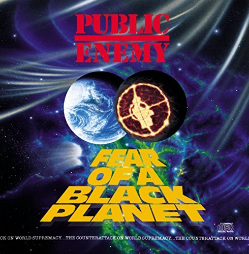 Public Enemy Fear Of A Black Planet Explicit Deluxe Edition