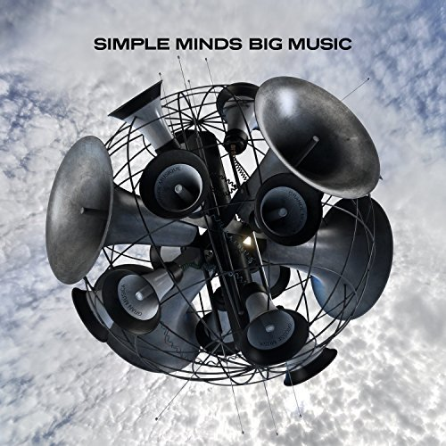 Simple Minds Big Music Lp