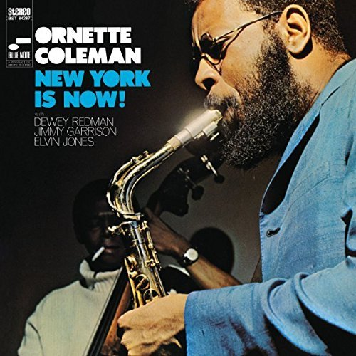 Ornette Coleman New York Is Now Lp