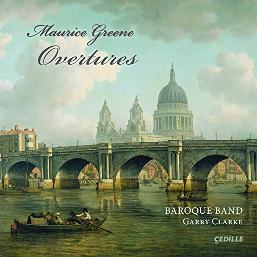 Greene Clarke Baroque Band Ovtrs