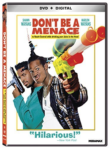 Don't Be A Menace To South Central While Drinking Your Juice In The Hood Wayans Wayans