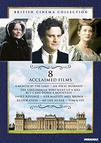 British Cinema Collection (8 F British Cinema Collection (8 F