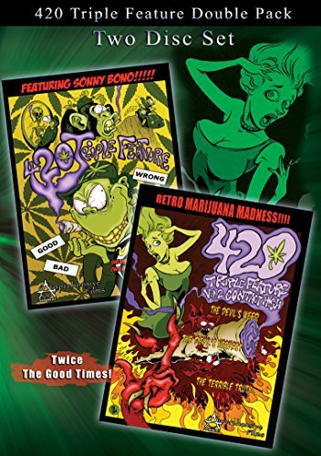 420 Triple Feature Double Pack 420 Triple Feature Double Pack