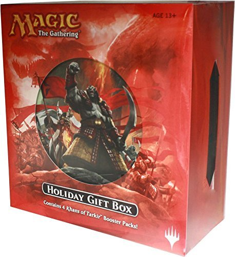 Magic The Gathering Cards Holiday Gift Box 2014