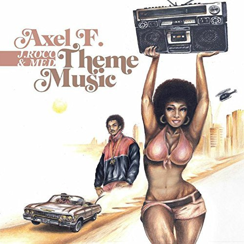 Axel F (med & J Rocc) Theme Music