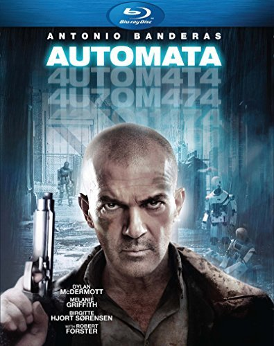 Automata Banderas Griffith Mcdermott Blu Ray