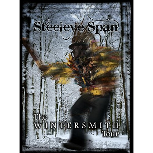 Steeleye Span Terry Pratchett Wintersmith Tour DVD Pal Region 0