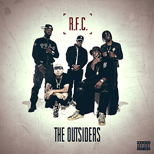 Smoke Dza & R.F.C. The Outsiders Explicit