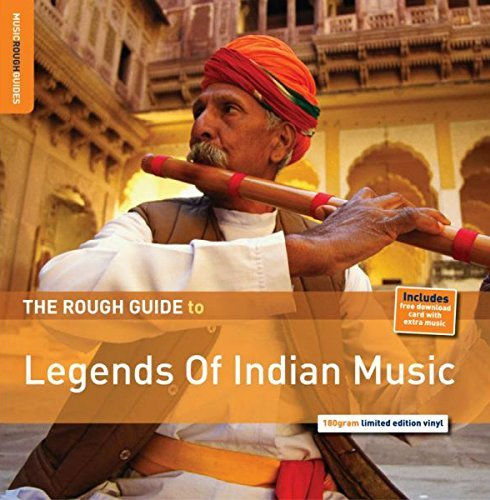 Rough Guide Rough Guide To Legends Of Indian Music Rough Guide To Legends Of Indian Music