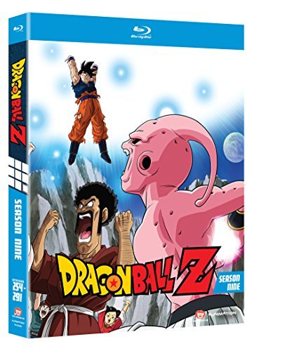 Dragonball Z Season 9 Blu Ray