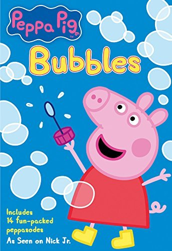 Peppa Pig Bubbles DVD