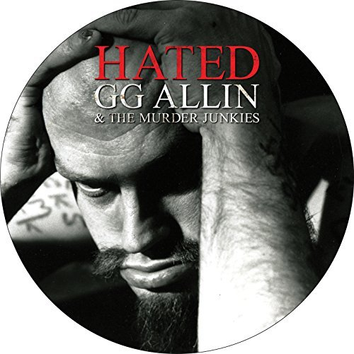 Gg Allin Allin Gg Hated Picturedisc