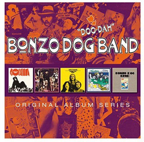Bonzo Dog Doo Dah Band Original Album Series Import Eu