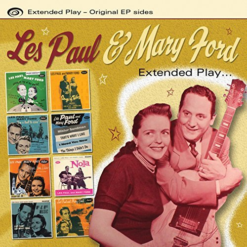 Les & Mary Ford Paul Extended Play Import Gbr
