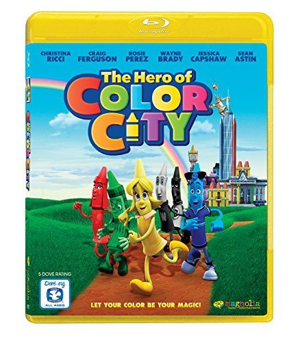 Hero Of Color City Hero Of Color City Blu Ray G