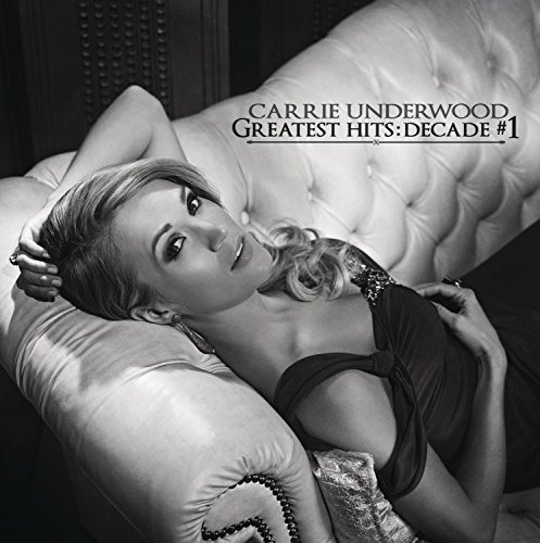 Carrie Underwood Greatest Hits Decade #1 2 CD