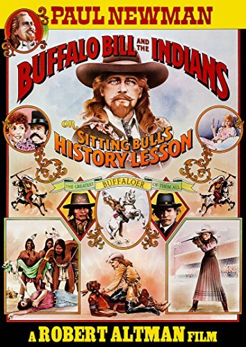 Buffalo Bill And The Indians Newman Lancaster DVD Pg