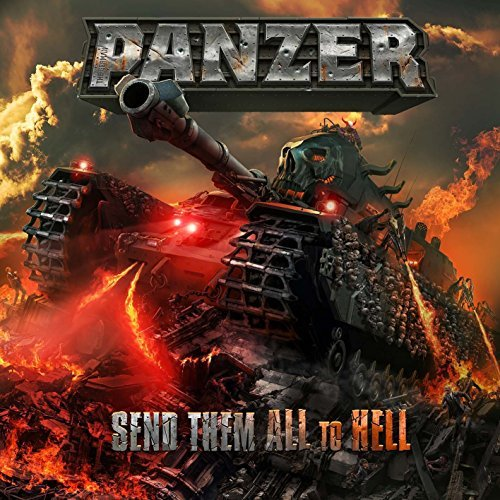 German Panzer Send Them All To Hell Import Gbr