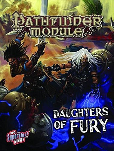Victoria Jaczko Pathfinder Module Daughters Of Fury