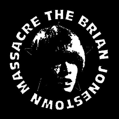 Brian Massacre Jonestown + 10 Inch Vinyl