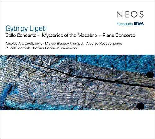 Gyorgy Ligeti Cello Concerto Mysteries Of Th