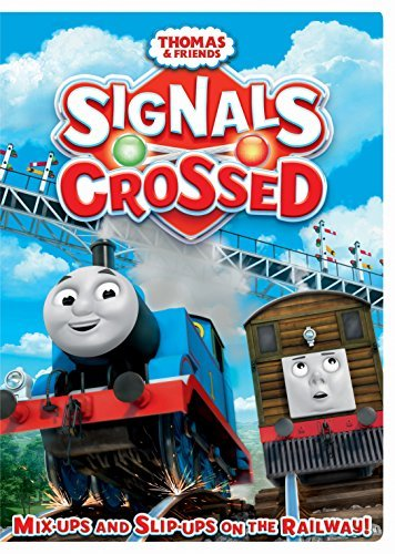 Thomas & Friends Signals Crossed DVD