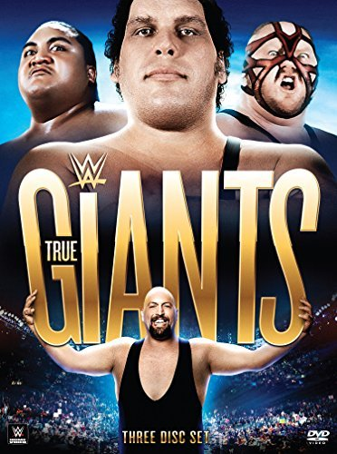 Wwe True Giants DVD
