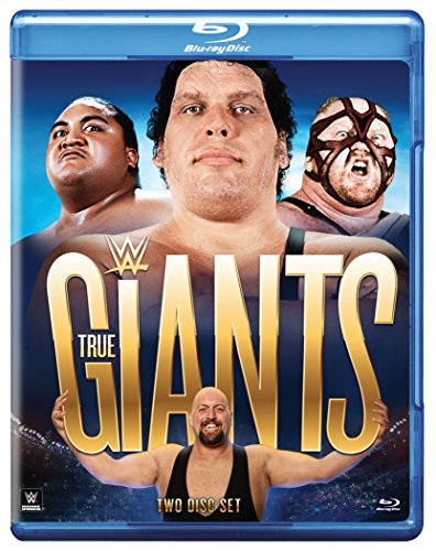 Wwe True Giants Blu Ray