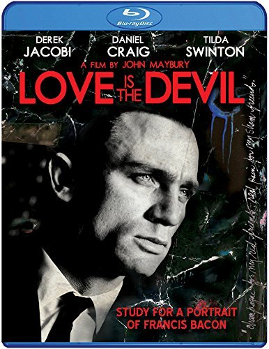 Love Is The Devil Jacobi Craig Swinton Blu Ray Nr