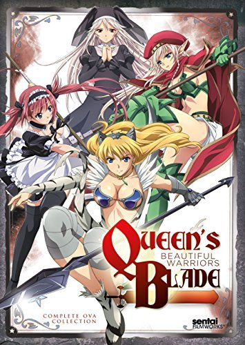 Queen's Blade Beautiful Warriors Queen's Blade Beautiful Warriors DVD