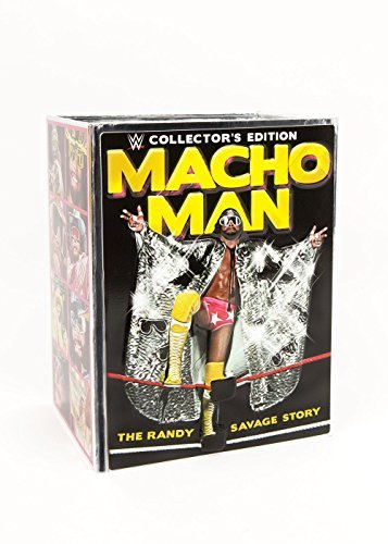 Wwe Macho Man The Randy Savage Story DVD Collector's Edition