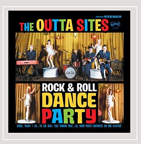 Outta Sites Rock & Roll Dance Party
