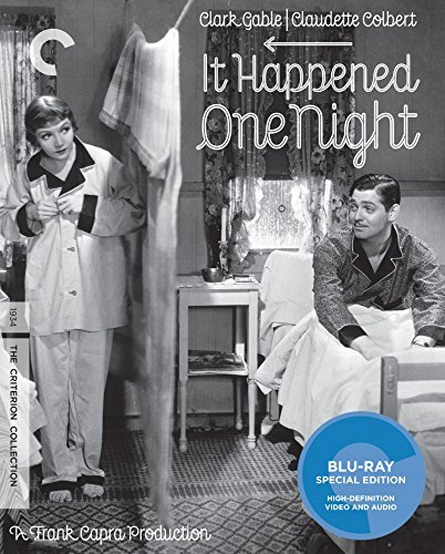 It Happened One Night Gable Colbert Blu Ray Nr Criterion Collection