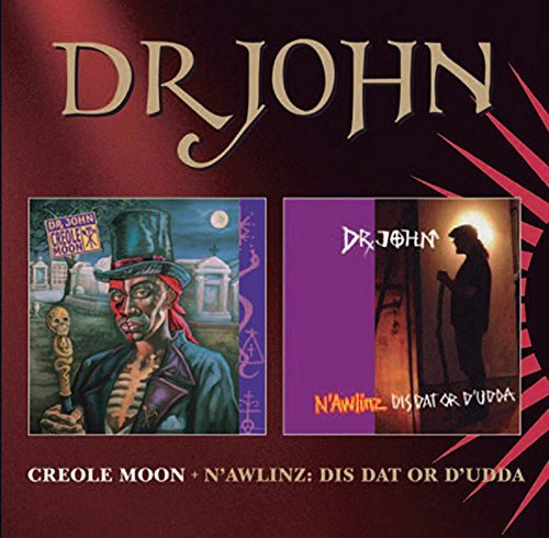 Dr John Creole Moon & N'awlins Import Gbr 2 CD