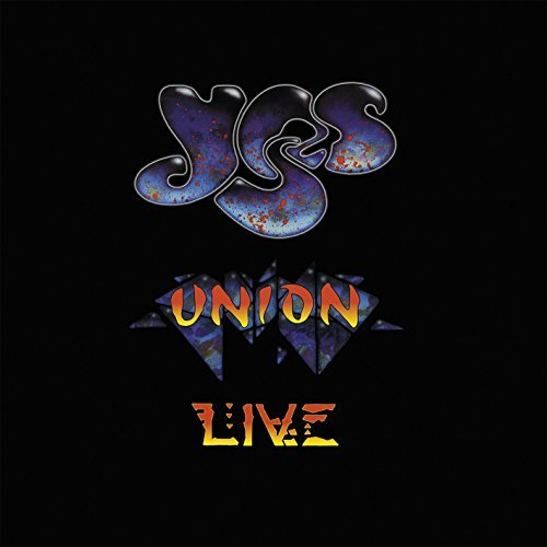 Yes Union Live 3 Lp