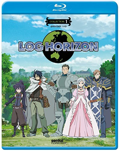 Log Horizon Collection 1 Blu Ray