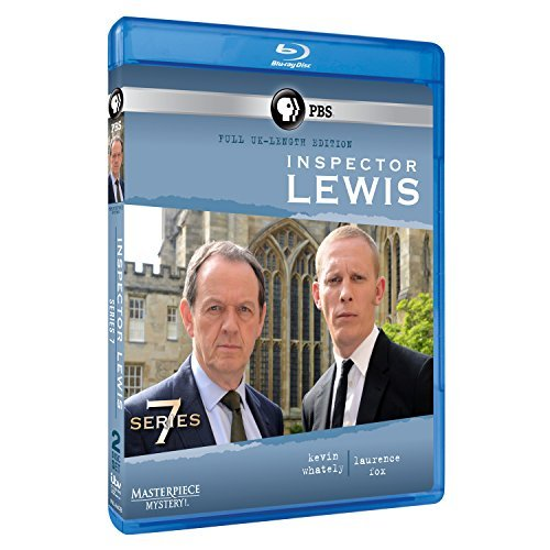 Inspector Lewis Set 7 Blu Ray