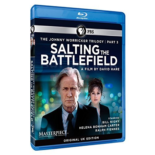 Worricker Salting The Battlefield Masterpiece Blu Ray Nr