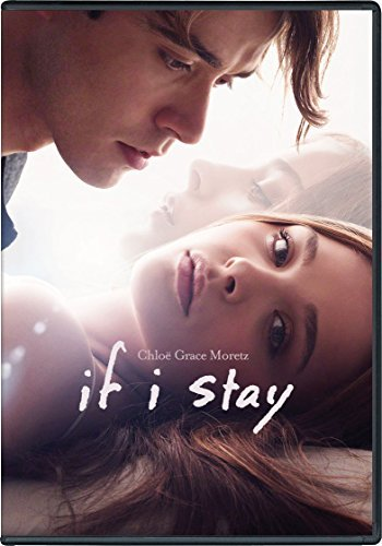 If I Stay Moretz Blackley DVD Pg13
